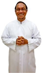 Romo Siprianus Smakur Tukan,SS.CC
